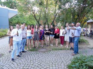 Prüfungswoche 2018 I und Sommerfest